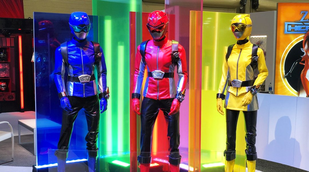 Power Rangers Beast Morphers nueva serie