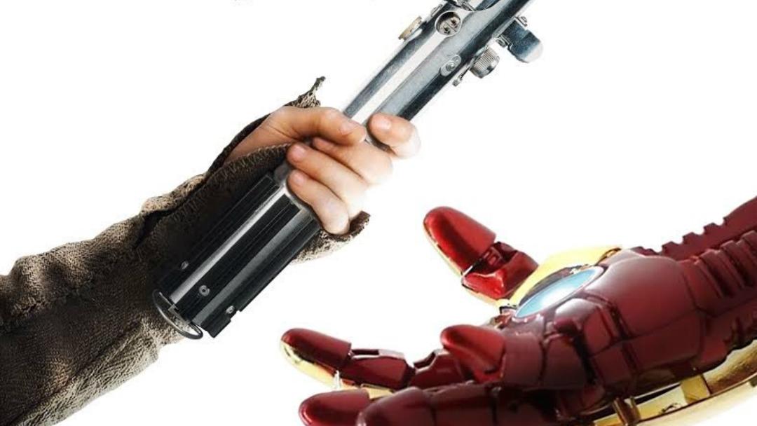 Rey Iron Man