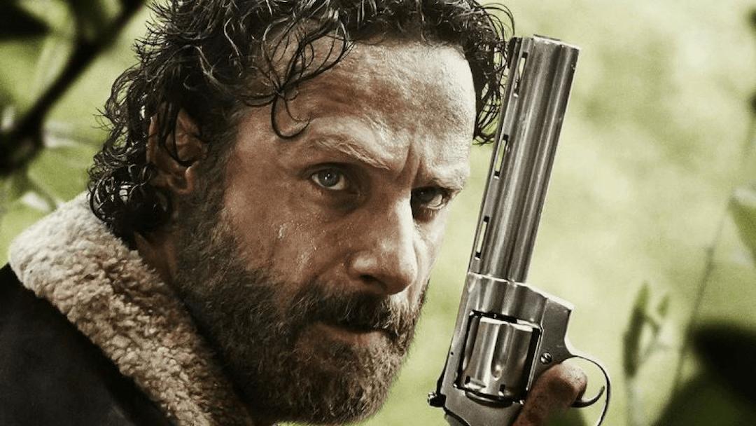 Rick Grimes de The Walking Dead