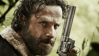Rick Grimes de The Walking Dead