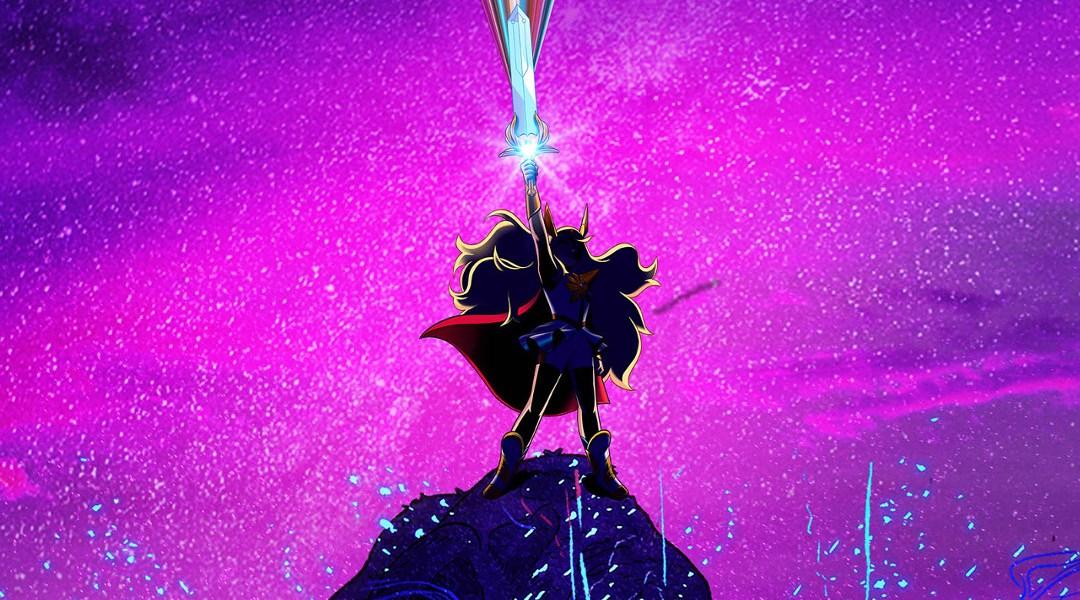 La primera imagen oficial de Sh-Ra