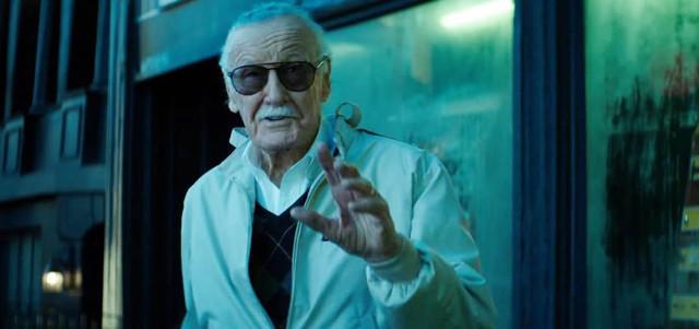 Stan Lee apareció en el primer tráiler de Deadpool 2