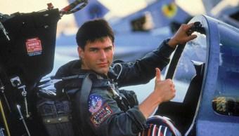 imagen de Top Gun con Tom Cruise