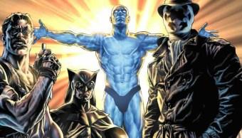 Creador de Watchmen para TV afirma que no será fiel al comic
