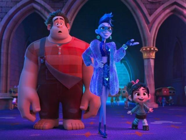 Revelan cameo sorpresa de las princesas de Disney en Wreck-It Ralph 2