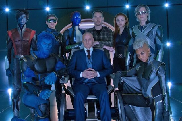 X Men en Deadpool 2