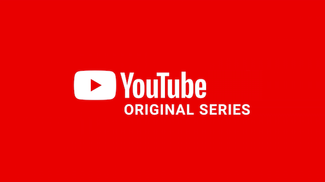 Logo de You Tube orignal series las producciones originales de YouTube