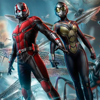 Ant Man, Wasp y Antonio Banderas, la hormiga