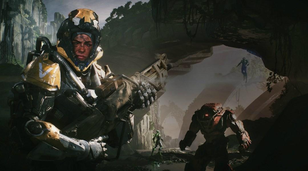 Anthem, lo nuevo de Electronic Arts