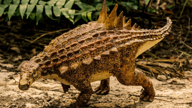 Un dinosaurio mexicano descubierto en Cohauila
