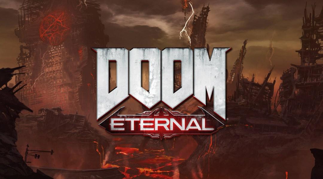 Doom Ethernal E3 2018