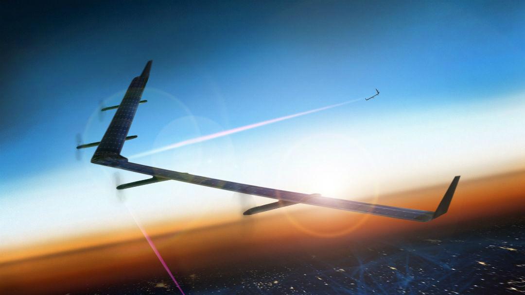 Facebook dice adiós a sus drones para distribuir internet