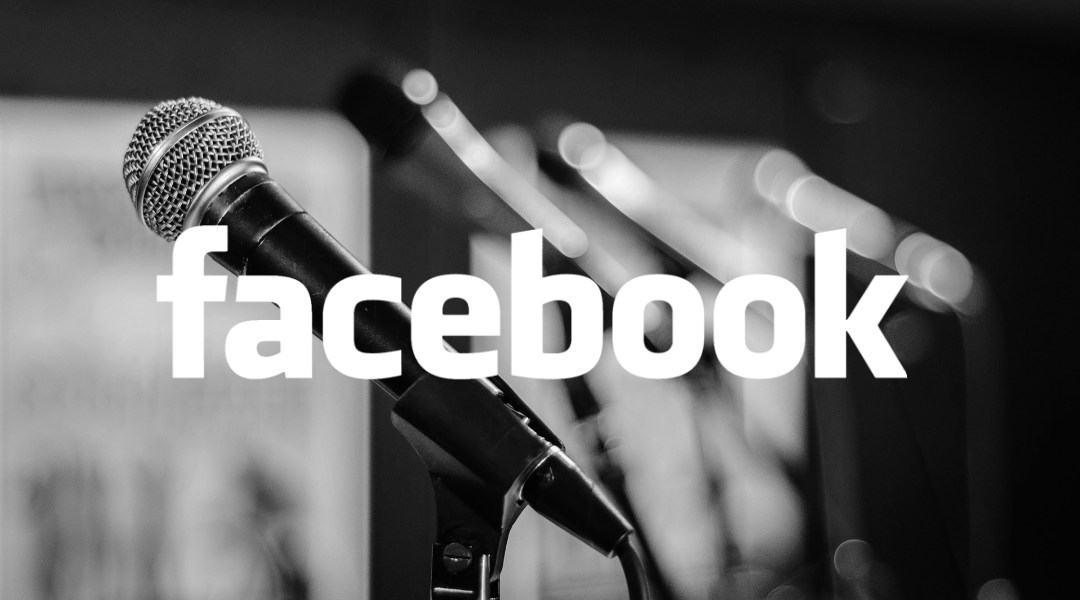 Facebook te deja hacer playback gracias a Lip Sync Live