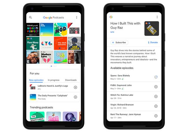 Google-Podcasts-Aplicacion-Android