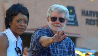 George Lucas, el creador de Star Wars