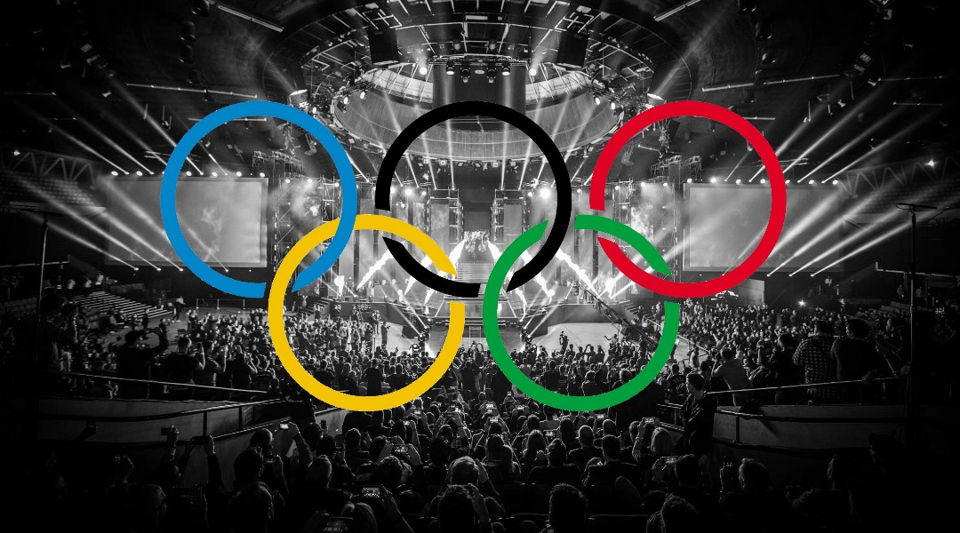 Los eSports podrían ser un nuevo deporte olímpico