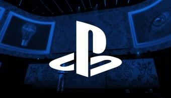 El logo de Playstation Sony Conferencia E3 2018