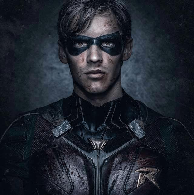 El actor que interpretará a Robin en Titans