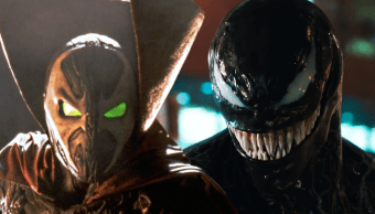 Spawn y Venom, juntos, frente a frente