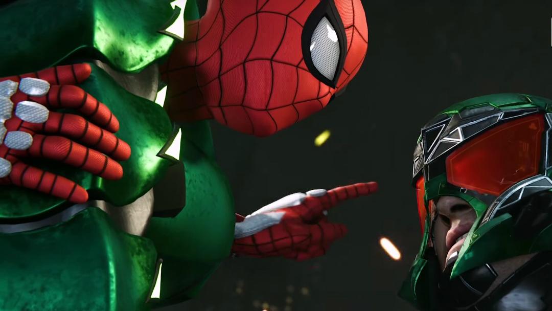Spider man PLayStation
