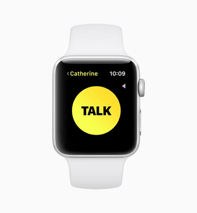 Las novedades que llegan al Apple Watch con watchOS 5