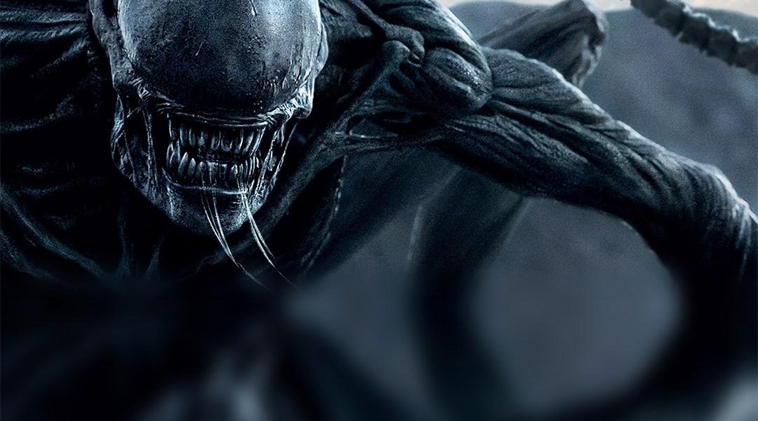 Una imagen de la película Prometheus