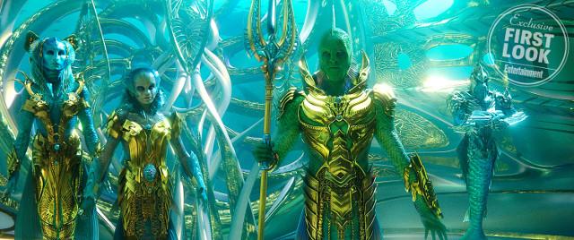 Aquaman/ Entertainment Weekly