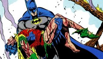 Snyder revela identidad de Robin muerto en Dawn of Justice