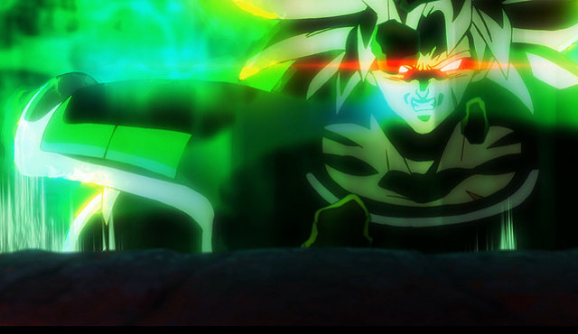 Dragon Ball Super: Broly (Toei Animation )