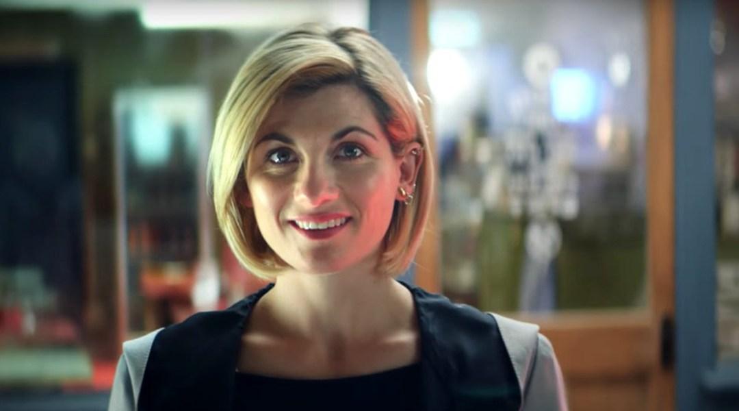 La nueva Doctor Who es Jodie Whittaker
