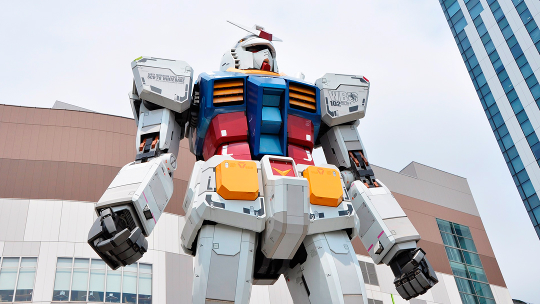 Mobile-Suit-Gundam-Estatua-Tokio