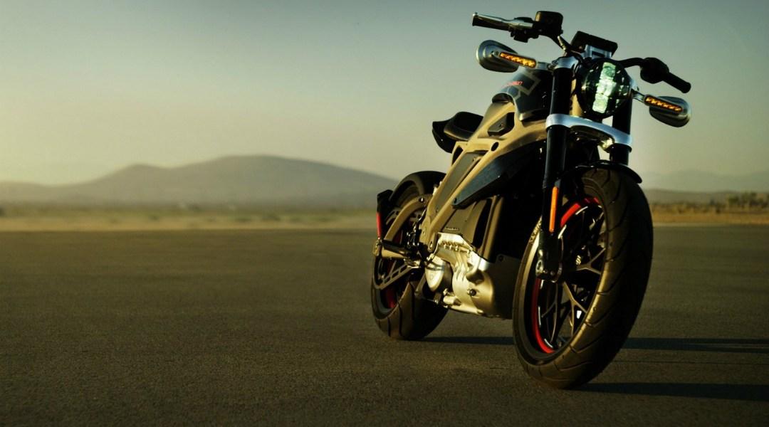 Harley-Davidson creará su primer motocicleta eléctrica