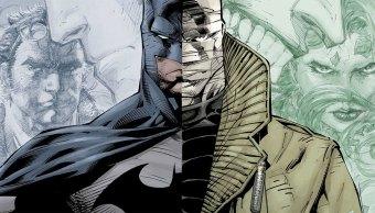 Una portada de la serie Batman Hush