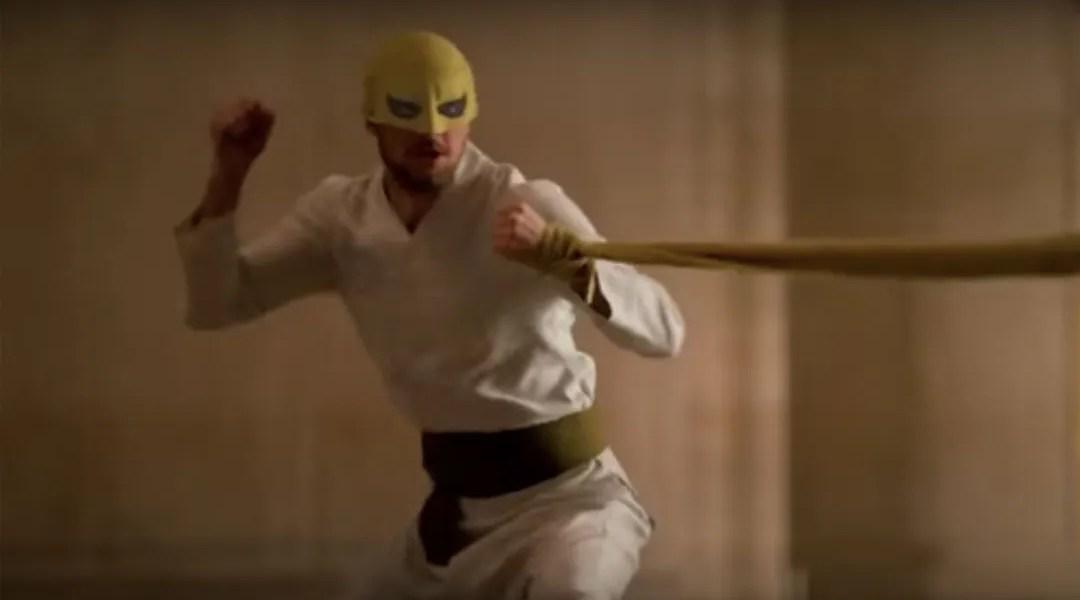 Iron Fist serie de Marvel y Netflix