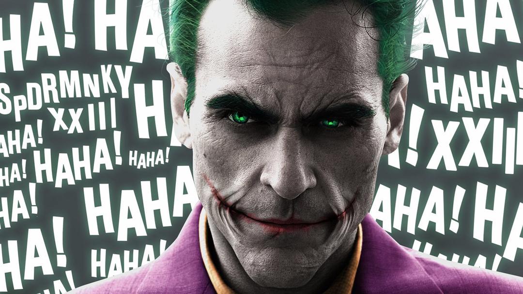 La primera imagen oficial de Joaquin Phoenix como el Joker