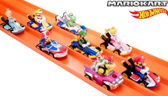 Mario Kart Hot Wheels