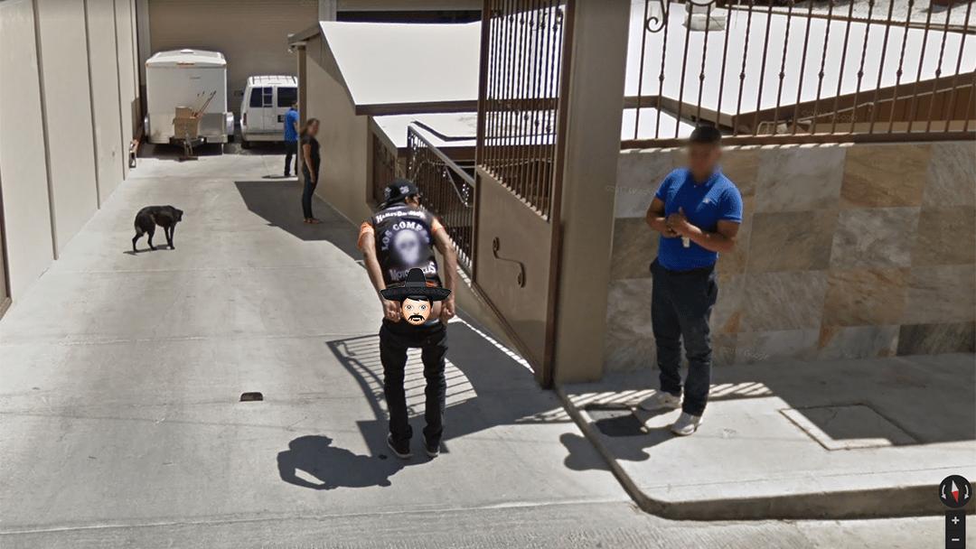 Un mexicano se bajó los pantalones en Sonora