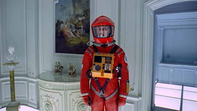 Imagen del final de 2001: Odisea del Espacio