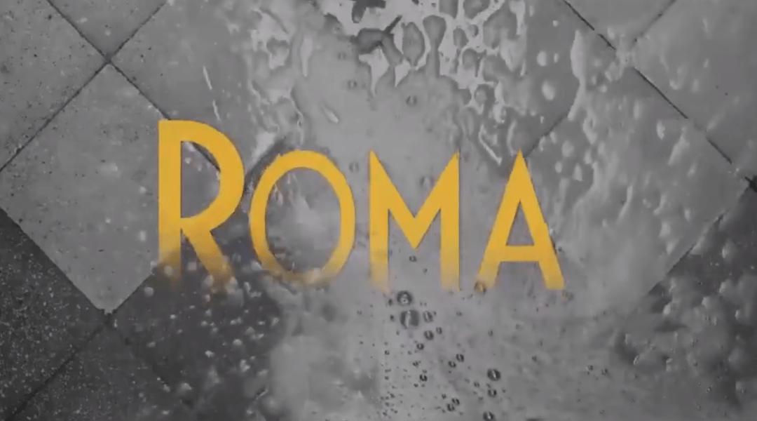 Imagen del teaser de la pelicula Roma de Alfonso Cuaron