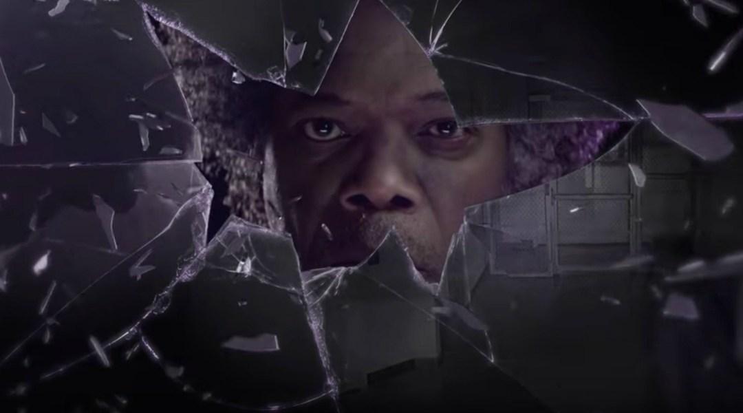 Samuel L. Jackson luce temible en el nuevo teaser de Glass
