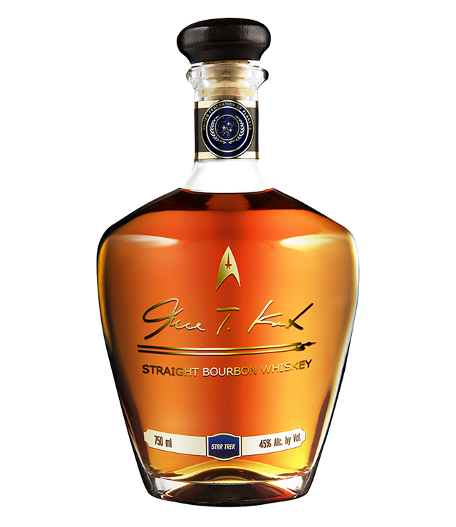 El Whisky oficial de Star Trek