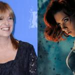La directora de la película Black Widow