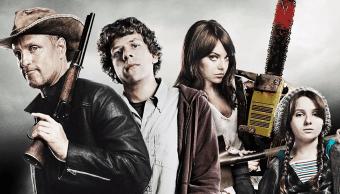 Los personajes de la película Zombieland