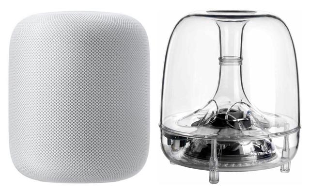 Apple Homepod iSub Jony Ive bocinas inteligentes