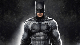 Batman, interpretado en el cine por Ben Affleck