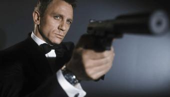 Daniel Craig como James Bond en Casino Royale