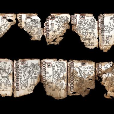 Códice Maya de México