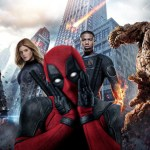 Fantastic Four Vs Deadpool