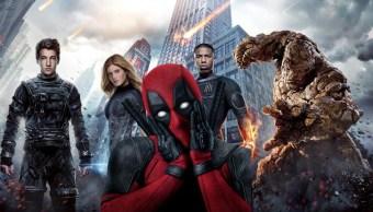 Fantastic Four Vs Deadpool