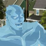 HydroMan, el villano de la serie animada de Spider-Man